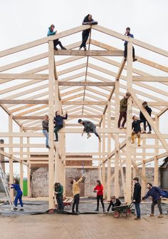 Assemble: how a young architectural collective became a Turner prize wildcard