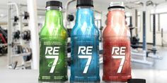 RE7 Performance Drink