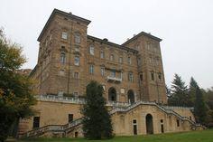 castello sabaudo di agliè torino