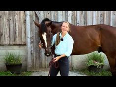 8 Different Horse Stretches - YouTube