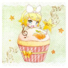 Rin Cupcake