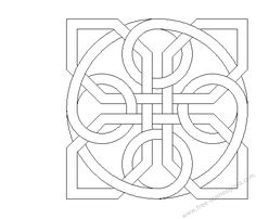 free      celtic church patterns