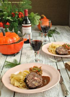 Roasted Fallow Deer with Homemade Pasta Pasta With Wild Mushrooms, Fallow Deer, Fresh Pasta, Homemade Pasta, Roast, Beef, Website, Game, Ethnic Recipes