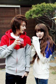 Park Tae Jun and Park Hyo Jin!