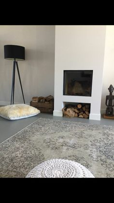 Rozenkelim Home And Living, Living Room, Home Fireplace, Interior Styling, Cool Furniture, Interior Inspiration, New Homes, Indoor, Colours