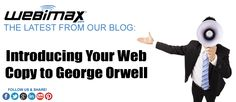 Chris Hardwick offers some great tips for improving your Web copy in the latest @WebiMax Blog