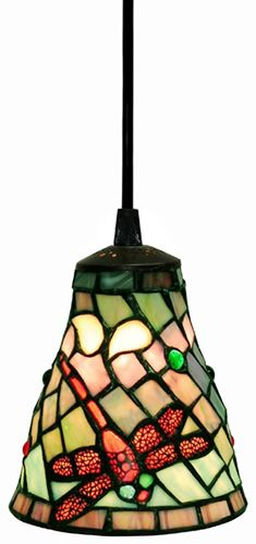 Portfolio art nouveau bronze flora mini pendant light with tiffany in my dream home id have tiffany pendant lights hanging in my kitchen mozeypictures Gallery