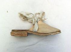 leather shoe.