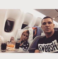 Курбан Омаров увез Ксению Бородину в «кокосовый рай»