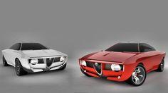 Giulia-GT50 concept
