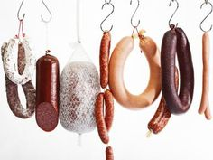 sausages, links, bangers, recipes, meats, receipts - © 2015 Creativ Studio Heinemann/Getty Images, licensed to About.com, Inc.