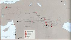 Mesopotamie ( 3700 - 332 v.C. )