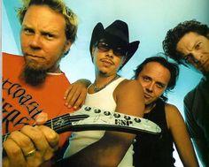 Metallica(Kirk tho)