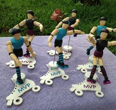 Orlando Roller derby mvp awards