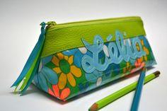Exemple Trousse d'école ♥Lélia♥ | Mamzelle Adele, créatrice d'accessoires textiles | mamzelleadele