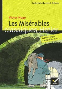 L'histoire de Jean Valjean, ancien forçat devenu honnête homme, et de sa rencontre avec Cosette. Une grande fresque historique et sociale, dans laquelle Hugo dénonce la misère et prend parti pour les déshérités.