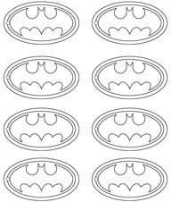 Image Detail for - Back to the Batman birthday party ideas