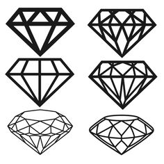 Diamond Svg Cuttable Designs Cut File. Vector, Clipart, Digital Scrapbooking Download, Available in JPEG, PDF, EPS, DXF and SVG. Works with Cricut, Design Space, Cuts A Lot, Make the Cut!, Inkscape, CorelDraw, Adobe Illustrator, Silhouette Cameo, Brother ScanNCut and other software.