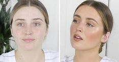 Makeup Idea 2018 Best Ideas For Makeup Tutorials Picture Description I hope that you all enjoyed this 5 minute makeup tutorial + some tips on how to look fresh af in a jiffy ❤️ Thanks for watching beautiful people XOXOXOXOXXO … – glamf. Beauty Tips For Skin, Skin Tips, Beauty Make Up, Beauty Hacks, Hair Beauty, Beauty Care, Makeup Tips, Hair Makeup, Makeup Tutorials