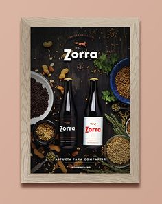 lovely package ...zorra beer