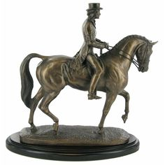 New to Portess. Cold Cast Bronze Sculptures. Perfect for a beautiful Christmas present