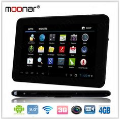 """9"""" 512M 4GB Android 4.0 Allwinner A13"""