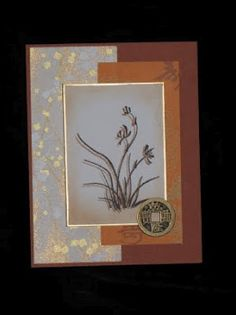 This card was created for a layout challenge on a Yahoo group.