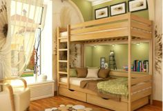 Mobila pentru dormitor copii