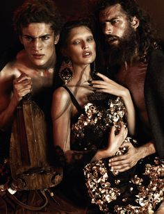 Bianca Balti By Giampaolo Sgura for Interview Germany