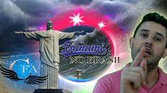 Muitos boatos percorrem diariamente as redes sociais, em principal a rede do Face Book. Dentre eles circula uma noticia no qual a NASA confirma um Tsunami no Brasil. E você?  O que pensa a respeito disso? Acesse: www.canalforadoar.com