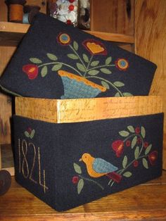 Nellie's Sewing Box