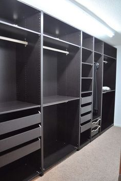 Walk in closet more affordable way to renovate nursery