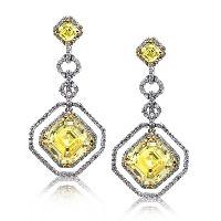 JAZEYA DROPS IN Light Fancy Yellow