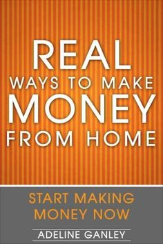 Real Ways to Make Money From Home    Tastefully Simple    Young Living Essential Oils    Ebates    Surveys    Amazon    Blogging    Stock photos