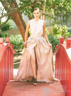 Xenia Deli - Harper's Bazaar Arabia
