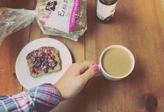 Coffee & Toast: A Morning Must – Simply Taralynn