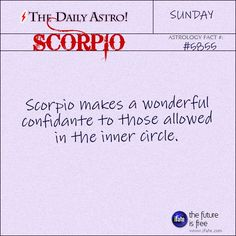 Daily astrology fact from The Daily Astro! Ever feel like you're not your sign?  Maybe your birth chart holds some clues.   Visit iFate.com today!