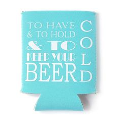 Keep Your Beer Cold Koozie