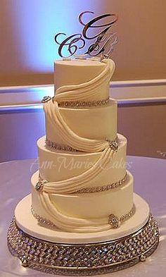 Pin By Alyssa Erickson On Wedding Cakes