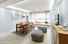 [아파트인테리어] 자꾸 눈이 가는 공간! 내추럴한 분위기가 으뜸인 32평 집 : 네이버 포스트