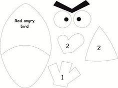 Empecemos a trabajar en un peluche de angry birds para nuestros pequeños, podemos hacerlos de cualquier color que dispongamos pero les recomendamos empezar inicialmente con el de color rojo. Corta los moldes que te brindamos y dale forma a cada pieza del peluche. Al final debe de quedar tal cual la imagen que les adjuntamos, dale un regalo especial a tu hijo elaborado con tus propias manos. Descarga los patrones y moldes para realizar esta manualidad. Manualidades paso a paso…