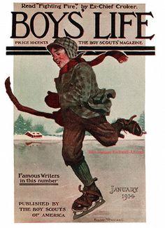 Americana+ — americana-plus:   Boys' Life  January, 1914