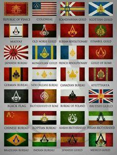 Assassins Rules The World