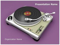 #TheTemplateWizard presents professionally designed Turntable #3D #Animated #PPT #Template. These royalty #free Turntable animated powerpoint #backgrounds let you edit text and values and can be used for topics like #Music, #Entertainment, Sound, #Disc, #Soundtrack and #Dj etc., for professional 3D animated #PowerPoint #presentations.