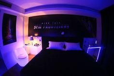 Hotel em SP cria suíte inspirada no novo filme da saga Star Trek