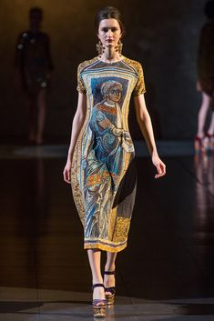Dolce & Gabbana -  A/W 2013/2014