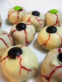 """""""Eye""""deal Cannibal Cookies"""