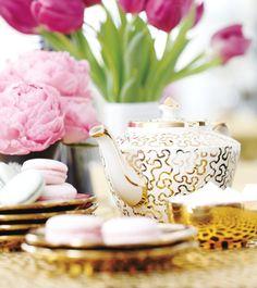 tea party bridal shower?