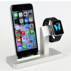 iPhone and Apple Watch dock. . . . . #tech #gadgets #photo #technology #photography #techy #newgadget #flashlight #military #gear #outdoors #drone #safety #cars #auto #tv #screen #lcd #led #samsung #3Dprinting #smartwatch #apple #mac #pc #windows #bike #drone #iphonecase #case #iphone by gadgetstech