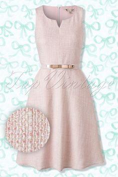 Yumi Dress in Pink 106 22 17161 20160216 0018 W2